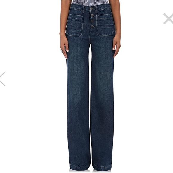 3x1 Denim - 3x1 Redding Wide Leg Jean